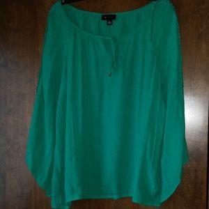 AB Studio gauze shirt (XL)